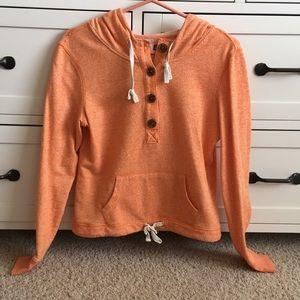 Orange SO Hoodie